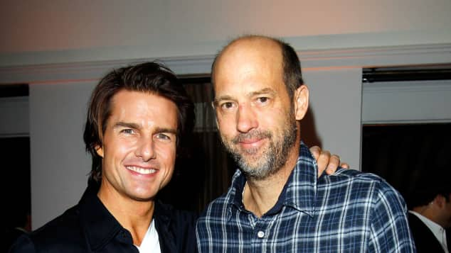 Anthony Edwards Top Gun Tom Cruise