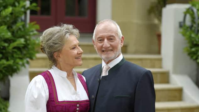 Antje Hagen Sepp Schauer Hildegard Alfons Sonnbichler Sturm der Liebe