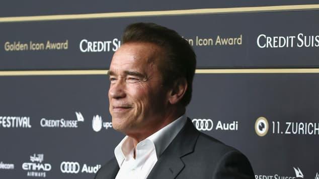 """Arnold Schwarzenegger plant dritten Teil von """"Conan"""""""