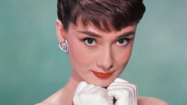 """Audrey Hepburn wurde durch """"Frühstück bei TIffany"""" berühmt"""