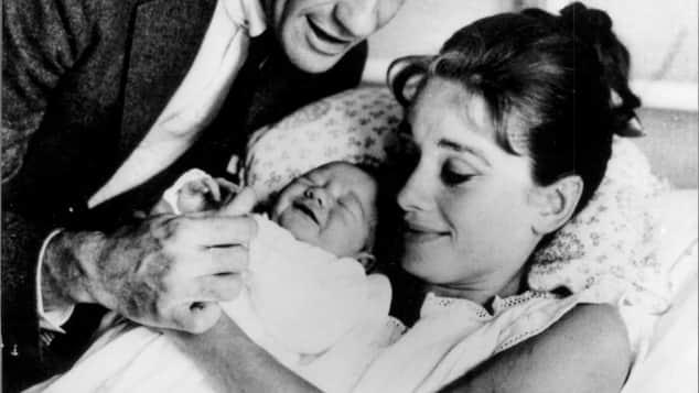 Audrey Hepburn Mann Sohn