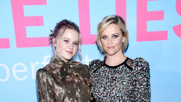 Reese Whiterspoon und ihre Tochter Ava Elizabeth Philippe sehen sich unglaublich ähnlich Schauspielerin Oscarpreisträgerin Look alike Mutter Tochter