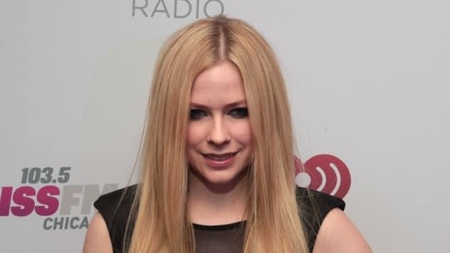 Avril Lavigne hatte eine Hirnhautentzündung