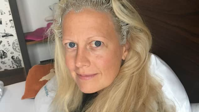 Moderatorin Barbara Schöneberger zeigt sich komplett ohne Make-up