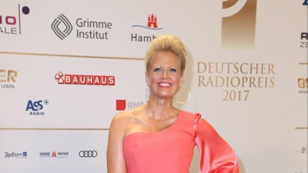 Barbara Schöneberger beim Deutschen Radiopreis