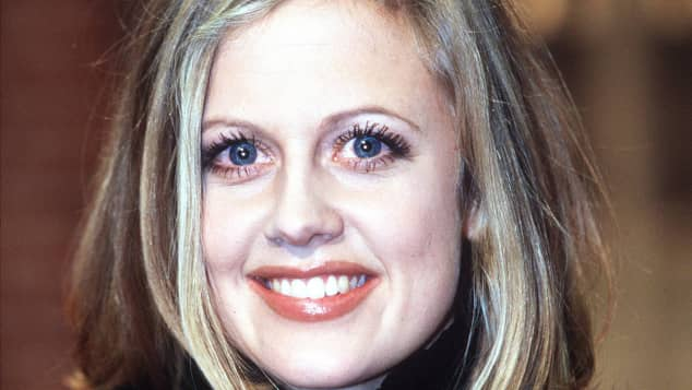 Barbara Schöneberger im Jahr 2000 Moderatorin Fernsehen Früher