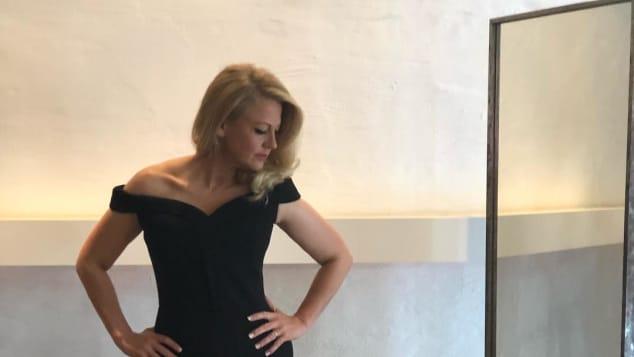 Barbara Schöneberger schlank
