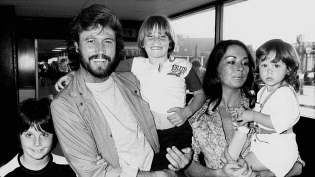 Barry Gibb So Geht Es Dem Bee Gees Star Heute
