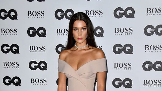Bella Hadid bei den GQ Men of the Year Awards 2016
