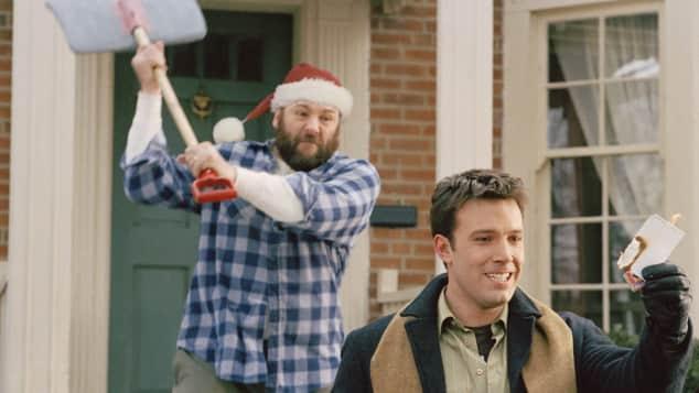 ben affleck james gandolfini surviving christmas wie überleben wir weihnachten 2004