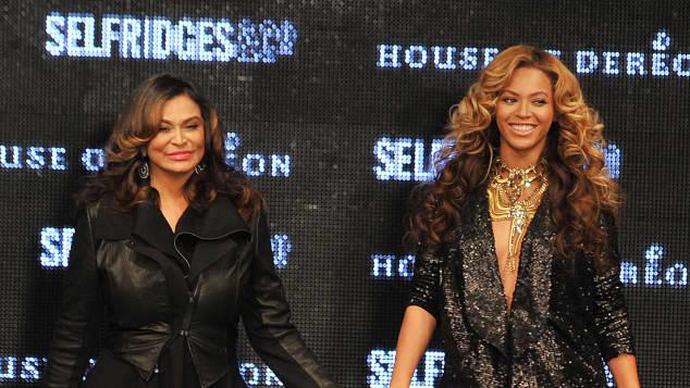 Beyoncé Mutter Tina Lawson