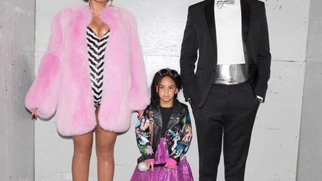 Beyonce, Blue Ivy und Jay-Z an Halloween 2016