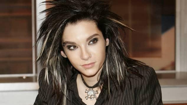 Bill Kaulitz von Tokio Hotel im Jahr 2006