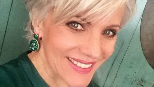 Krass Birgit Schrowange Hat Jetzt Graue Kurze Haare