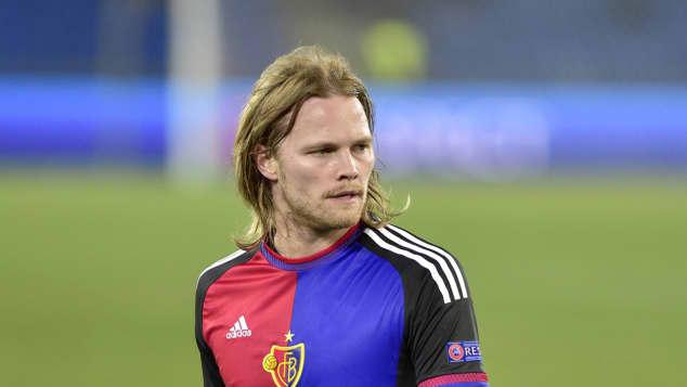 Birkir Bjarnason spielt in der isländischen Nationalmannschaft