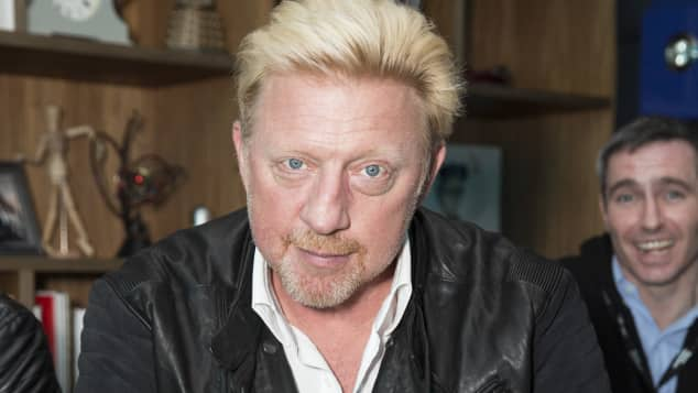Boris Becker Dschungelcamp