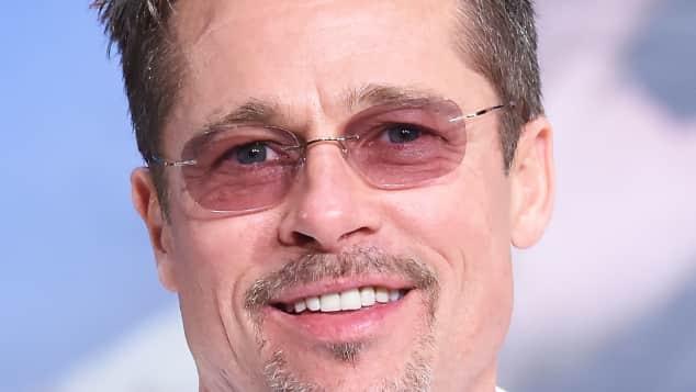Brad Pitt: Auch seine Augen lachen wieder