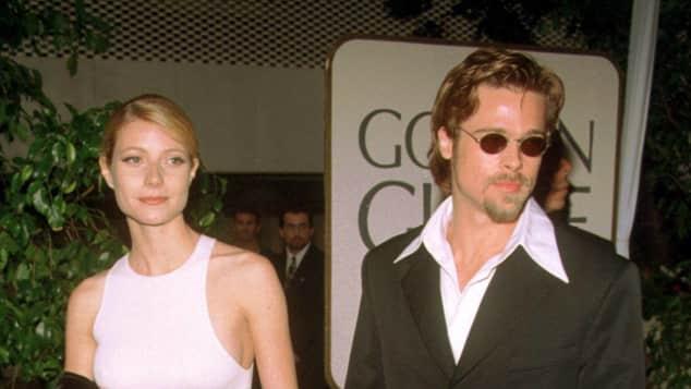 Brad Pitt war mit Gwyneth Paltrow verlobt
