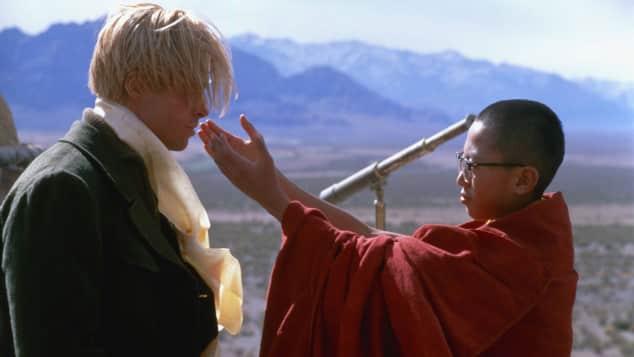 Brad Pitt Jamyang Jamtsho Wangchuk Sieben Jahre in Tibet