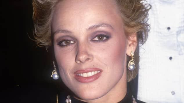 Brigitte Nielsen im Jahr 1986