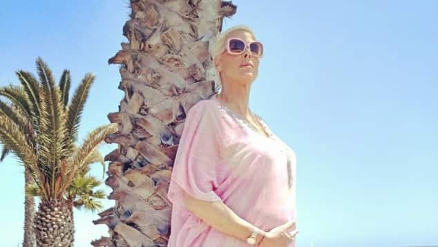Brigitte Nielsen Babybauch