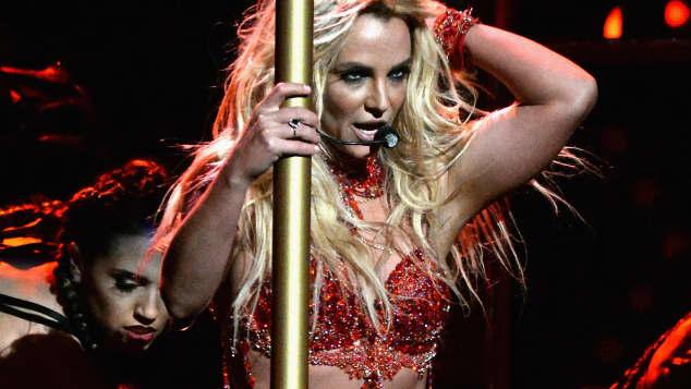 Britney feierte bei den Billboard Awards ihr sexy Comeback