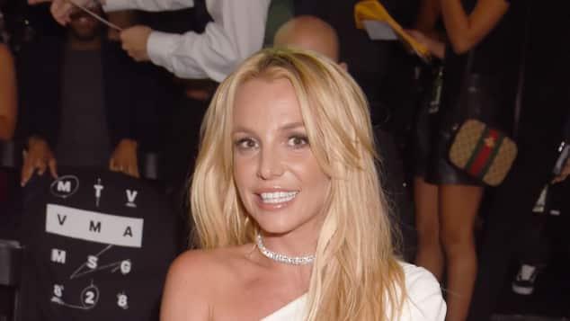 Britney Spears im Jahr 2016