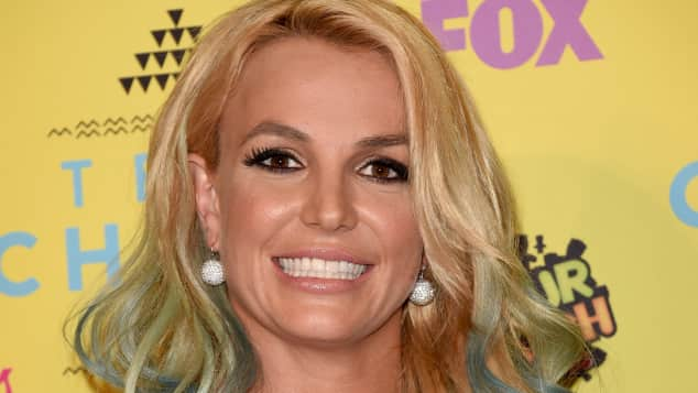Britney Spears hat einen neuen Look