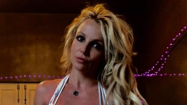 Britney Spears sexy Körper
