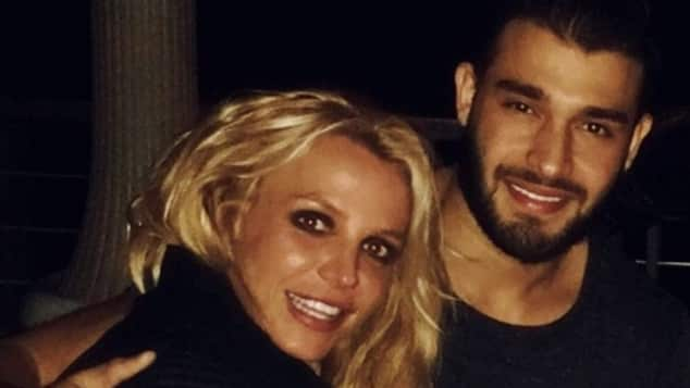 Britney Spears Sam Asghari verliebt