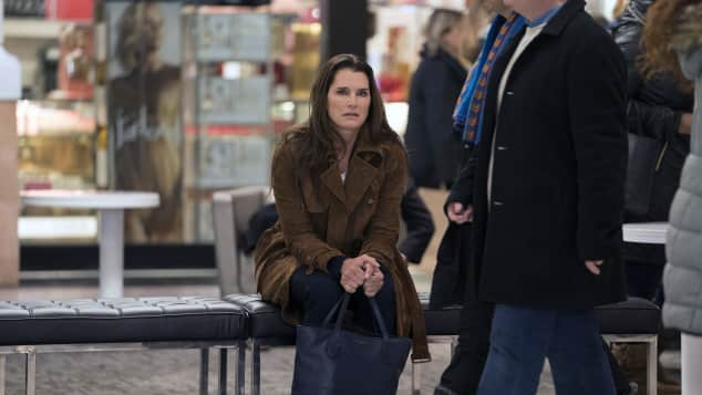 "Brooke Shields in ""Law & Order: Special Victims Unit"""