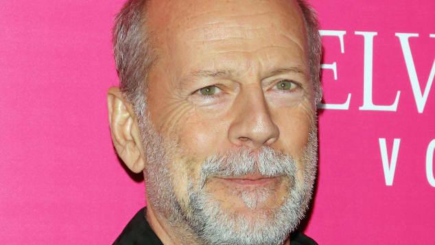 Bruce Willis: Der Bart macht ihn einige Jahre älter