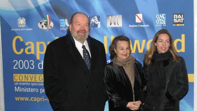 Bud Spencer Familie Töchter Sohn Ehefrau Schauspieler