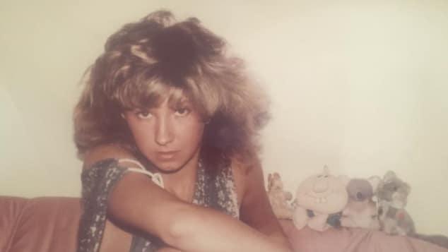 Carmen Geiss in jungen Jahren