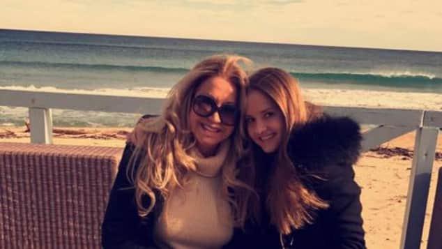 Carmen Geiss Davina Geiss Mutter Tochter Monaco Freundinnen