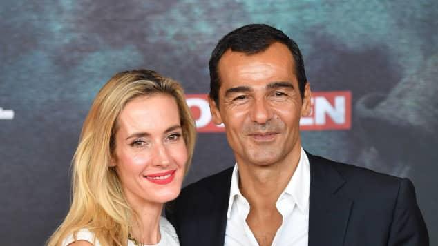 Caroline Goddet und Erol Sander verheiratet Kommissar Privat Mordkommission Istanbul Krimiserie Kriminalfilmreihe ARD
