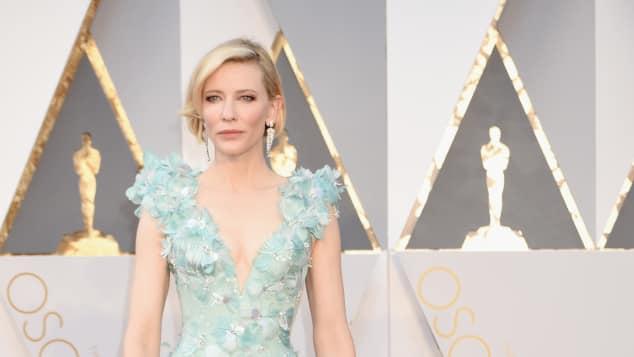 Cate Blanchett bei den Oscars 2016