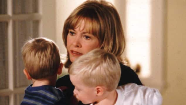 """Catherine Hicks spielte die Mutter in """"Eine himmlische Familie"""""""