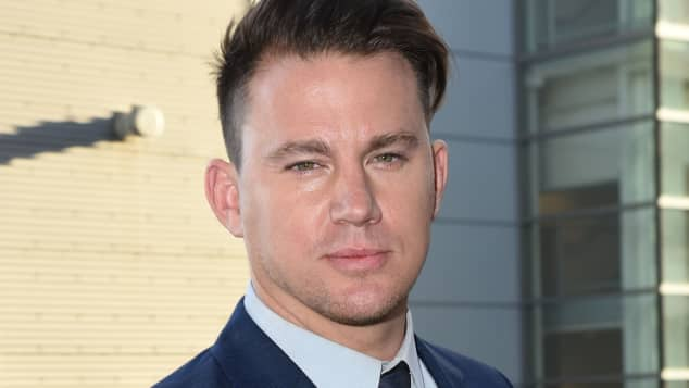 """Magic Mike""-Star Channing Tatum"