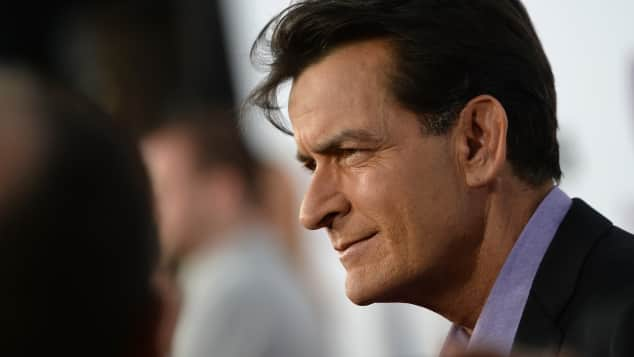 """""""Two and a Half Men""""-Star Charlie Sheen"""
