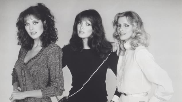 """""""Charlie´s Angels"""" cast"""
