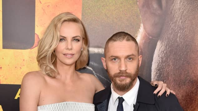 Charlize Theron Tom Hardy Mad Max