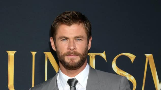 """Chris Hemsworth spiel bei """"Ghostbusters"""" eine Rolle"""