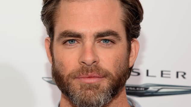 Chris Pine, Star Trek
