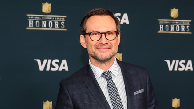 Christian Slater today