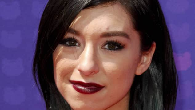 Christina Grimmie Tod