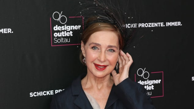 Schauspielerin Christine Kaufmann im Jahr 2016
