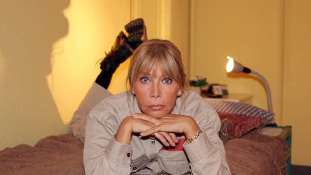 """Christine Schuberth stand zehn Jahre lang für die Knastserie """"Hinter Gittern"""" vor der Kamera"""
