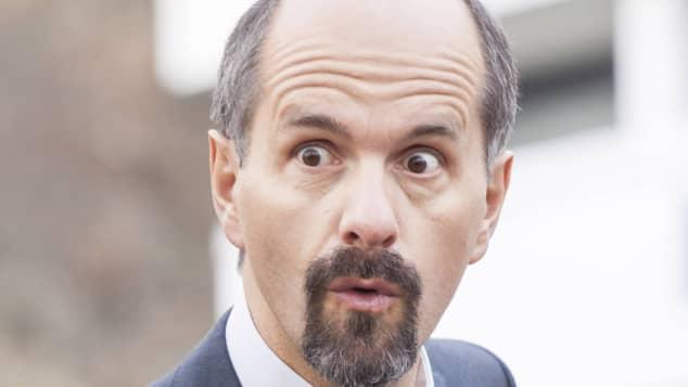 "Christoph Maria Herbst als ""Bernd Stromberg"""