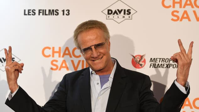 Christopher Lambert now